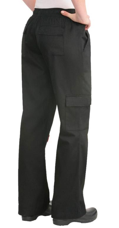 Pantalón Cargo para Dama (CPWOBLK)