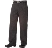 Pantalón Profesional Rayas Gris/Blanco (PSERGST)